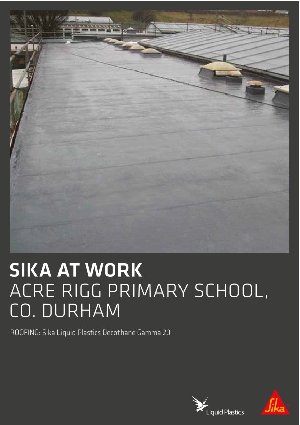Acre Rigg Primary School, County Durham