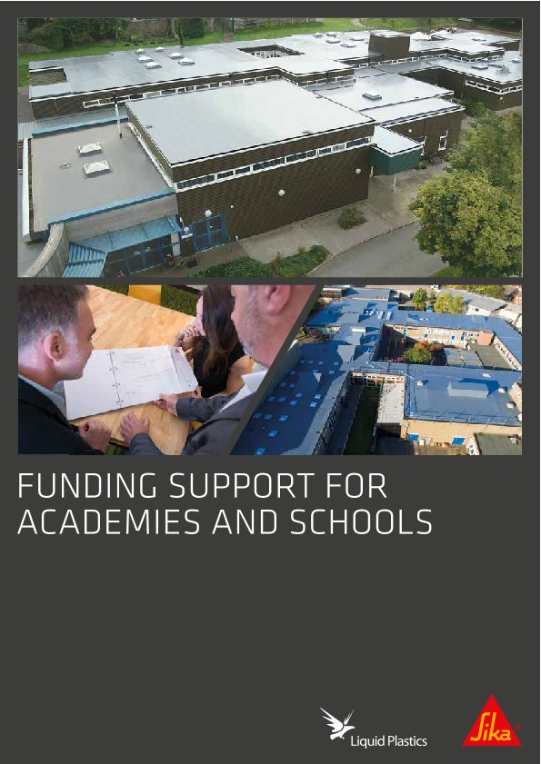 FUNDING SUPPORT FOR ACADEMIES AND SCHOOLS