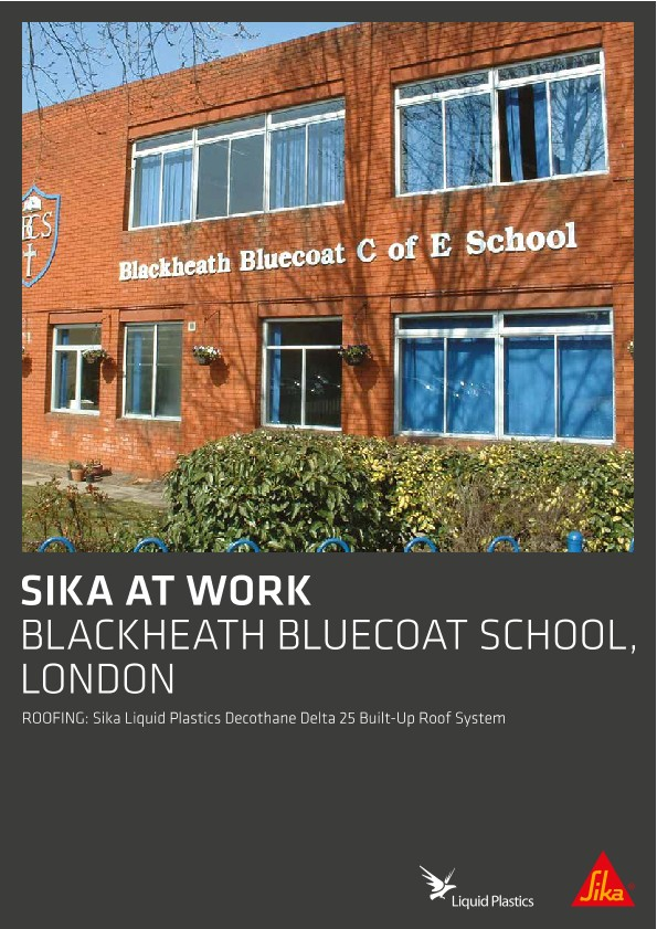 Blackheath Bluecoat School, London