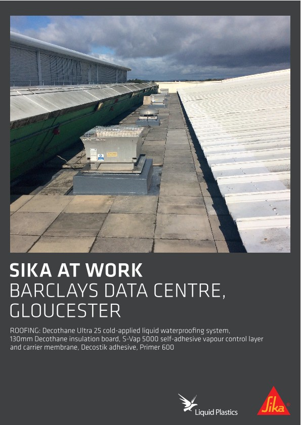 Barclays Bank Data Centre, Gloucester